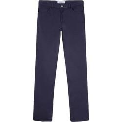 tekstylia Męskie Chinos Trussardi 52J00007-1T005015 Niebieski
