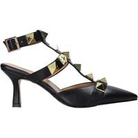Buty Damskie Sandały Grace Shoes 396007 Czarny