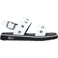 Buty Dziewczynka Sandały Cult PLATE2 Biały