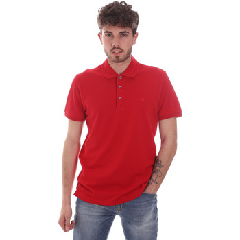 tekstylia Męskie Koszulki polo z krótkim rękawem Navigare NV82108 Czerwony