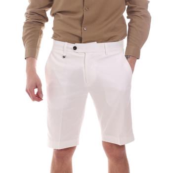 tekstylia Męskie Szorty i Bermudy Antony Morato MMSH00141 FA800142 Biały