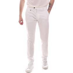 tekstylia Męskie Chinos Antony Morato MMTR00580 FA800143 Biały