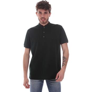 tekstylia Męskie Koszulki polo z krótkim rękawem Navigare NV72072 Zielony