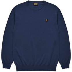 tekstylia Męskie Swetry Refrigiwear RM0M25800MA9375 Niebieski