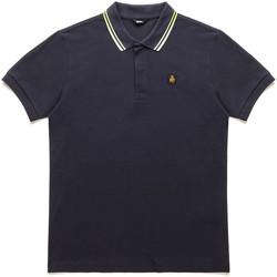 tekstylia Męskie Koszulki polo z krótkim rękawem Refrigiwear RM0T24000PX9032 Niebieski