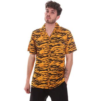tekstylia Męskie Koszule z krótkim rękawem Dickies DK0A4XA5B591 Pomarańczowy