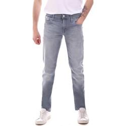 tekstylia Męskie Jeansy slim fit Antony Morato MMDT00242 FA750296 Szary