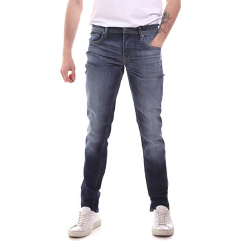 tekstylia Męskie Jeansy slim fit Antony Morato MMDT00242 FA750301 Niebieski