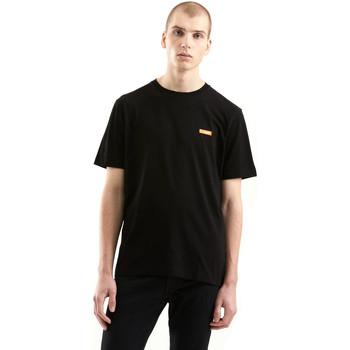 tekstylia Męskie T-shirty z krótkim rękawem Refrigiwear RM0T27100JE9101 Czarny