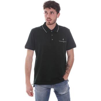 tekstylia Męskie Koszulki polo z krótkim rękawem Navigare NV72068 Zielony