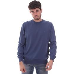 tekstylia Męskie Swetry Navigare NV00203 30 Niebieski