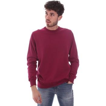 tekstylia Męskie Swetry Navigare NV00203 30 Czerwony