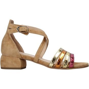 Buty Damskie Sandały Carmens Padova 45060 Brązowy