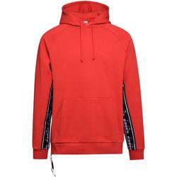 tekstylia Męskie Bluzy Diadora 502175821 Czerwony