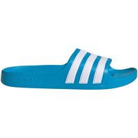 Buty Dziecko klapki adidas Originals FY8071 Niebieski
