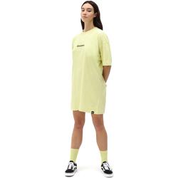 tekstylia Damskie Sukienki krótkie Dickies DK0A4XB8B541 Żółty