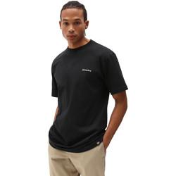 tekstylia Męskie T-shirty z krótkim rękawem Dickies DK0A4X9OBLK1 Czarny