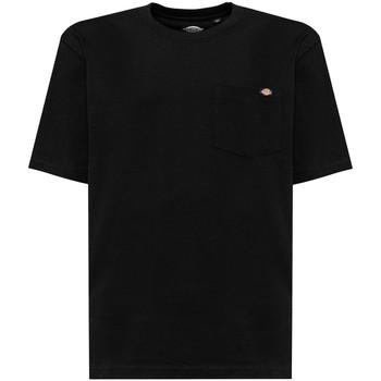 tekstylia Męskie T-shirty z krótkim rękawem Dickies DK0A4TMOBLK1 Czarny