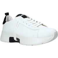 Buty Męskie Trampki niskie Diadora 501176332 Biały