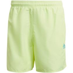 tekstylia Męskie Kostiumy / Szorty kąpielowe adidas Originals GQ1083 Zielony