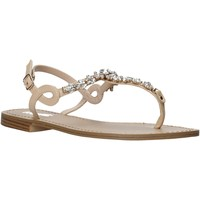 Buty Damskie Sandały Keys K-5100 Beżowy