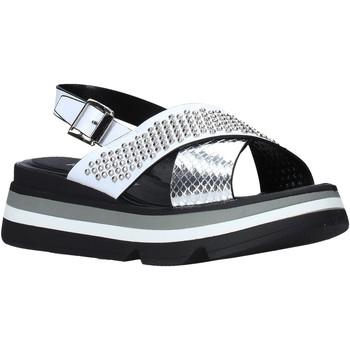 Buty Damskie Sandały Keys K-4952 Biały