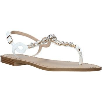 Buty Damskie Sandały Keys K-5100 Biały