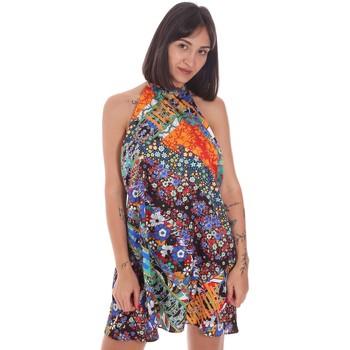 tekstylia Damskie Pareo Me Fui M20-0379U Niebieski