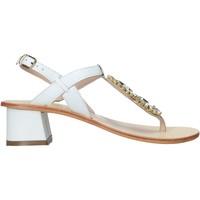 Buty Damskie Sandały Keys K-5170 Biały