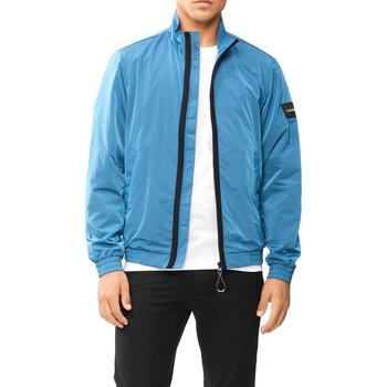 tekstylia Męskie Kurtki krótkie Calvin Klein Jeans K10K106846 Niebieski