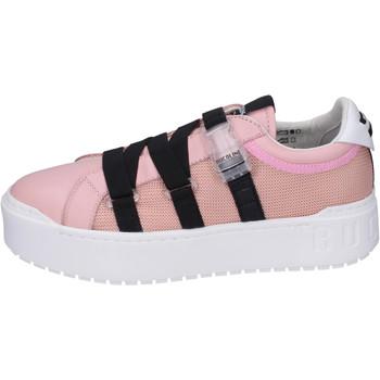 Buty Damskie Trampki niskie Rucoline BH365 Różowy