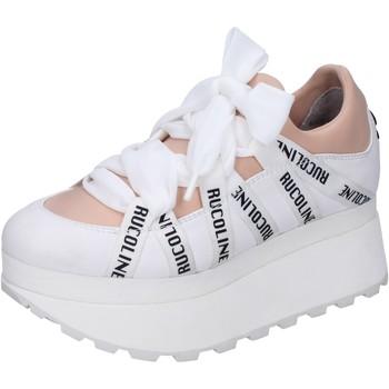 Buty Damskie Trampki niskie Rucoline BH373 Różowy