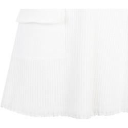 tekstylia Damskie Spódnice Pinko  Biały