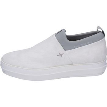 Buty Męskie Tenisówki Rucoline BH386 Biały