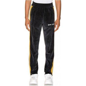 tekstylia Męskie Spodnie dresowe Palm Angels PMCA007F194690071001 Czarny