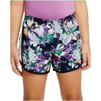 tekstylia Dziewczynka Szorty i Bermudy Nike PANTALÓN CORTO NIÑA  36H733 Wielokolorowy