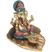 Dom Statuetki i figurki  Signes Grimalt Ganesha Dorado