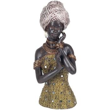 Dom Statuetki i figurki  Signes Grimalt Afrykanin Multicolor