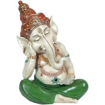 Dom Statuetki i figurki  Signes Grimalt Ganesha Durmiendo Multicolor