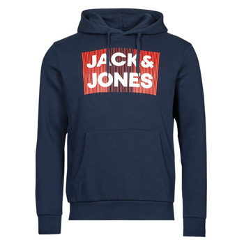 tekstylia Męskie Bluzy Jack & Jones JJECORP Marine