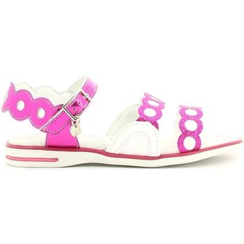 Buty Dziewczynka Sandały Melania ME4006D6E.A Różowy