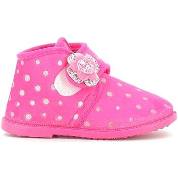 Buty Dziecko Obuwie domowe Lulu LI220001S Różowy