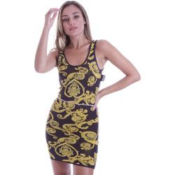 tekstylia Damskie Sukienki krótkie Versace B4HVB81050414KA9 Czarny