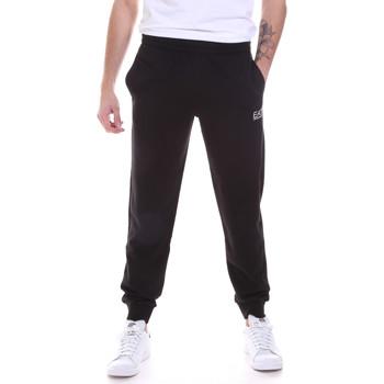 tekstylia Męskie Spodnie dresowe Ea7 Emporio Armani 8NPP53 PJ05Z Niebieski
