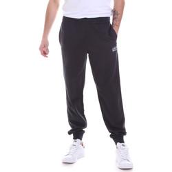 tekstylia Męskie Spodnie dresowe Ea7 Emporio Armani 8NPP53 PJ05Z Czarny