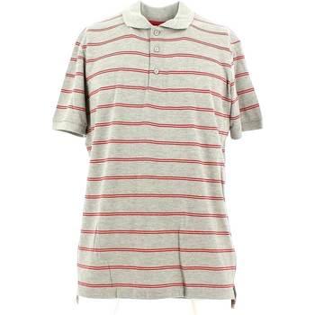 tekstylia Męskie Koszulki polo z krótkim rękawem City Wear THMR5201 Szary