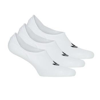 Bielizna Stopki adidas Originals LOW CUT SOCK X3 Biały