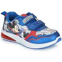 Buty Chłopiec Trampki niskie Disney MICKEY Niebieski