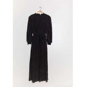 tekstylia Damskie Sukienki krótkie Fashion brands 9805-2-0-NOIR Czarny