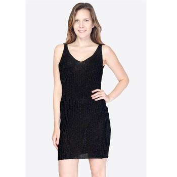 tekstylia Damskie Sukienki krótkie Fashion brands SND-NOIR Czarny